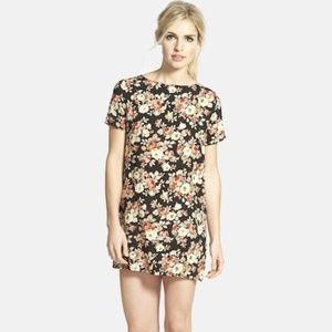 Floral Minidress